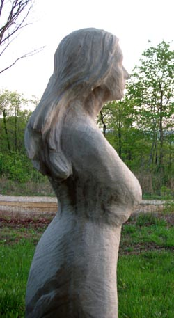 Female Sculpture for sale